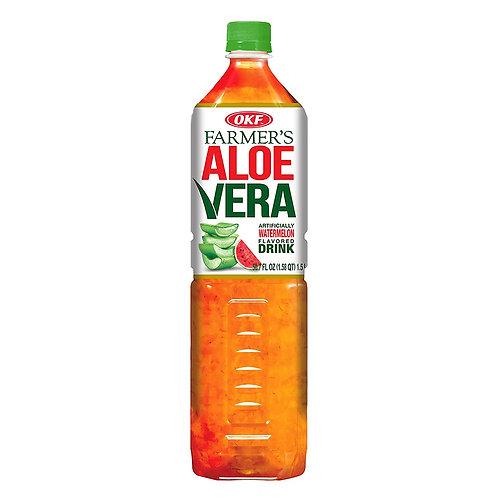OKF Farmer's Aloe Vera Pineapple 50,7 Fl Oz 1.5L