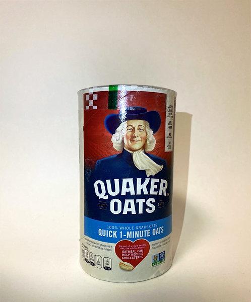 Quaker Oats 18 Oz