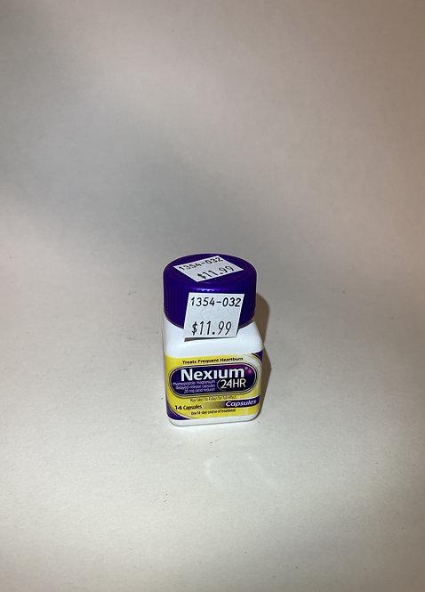 Nexium 24 hr 14 capsules