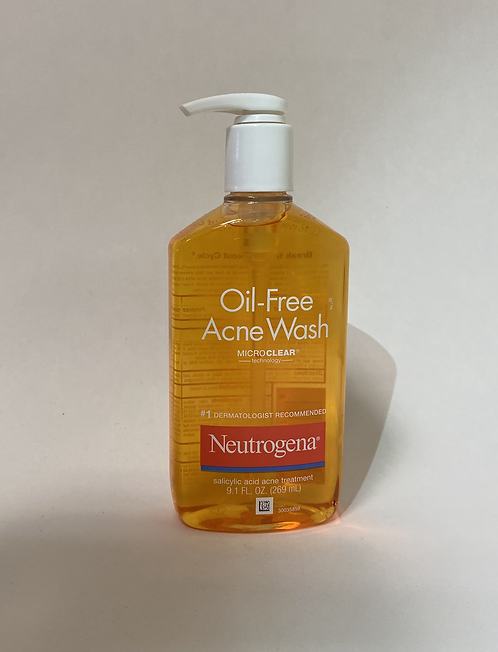 Oil-Free Acne Wash #1 dermatologist 9.1oz