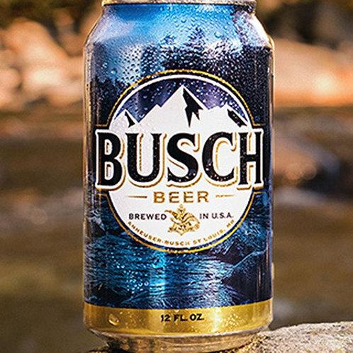 Busch Beer, 12 Fl Oz