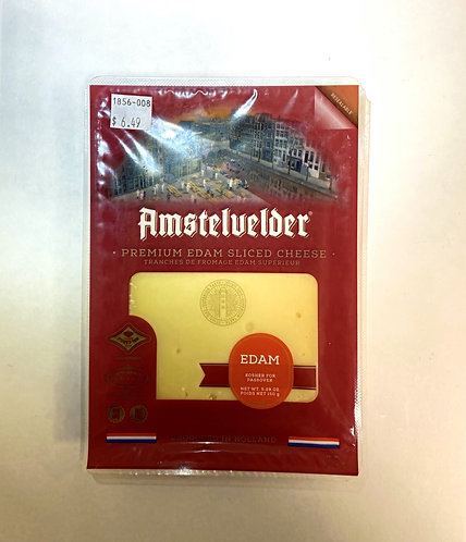 Amsteluelder Premium Edam Sliced Cheese 5.29oz