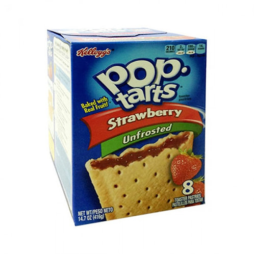 Pop-tarts Frosted Strawberry 12pcs