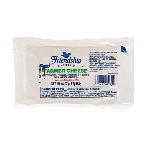 Friendship Diaries Farmer Cheese 16oz