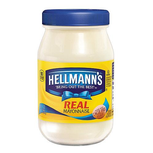 Hellmann's Mayonnaise 8 Oz