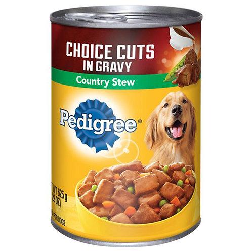 Mars Pedigree Choice Cuts In Gravy: Country Stew 22oz