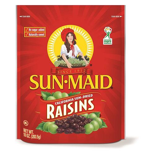 Sun-Maid California Sun-Dried Raisins 1oz