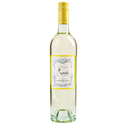 Cupcake Vineyards Product of Italy: Sauvignon Blank 12.5% Alc 750ml