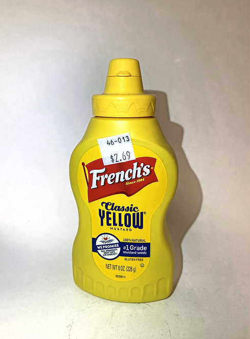 French's Classic Yellow, 8 oz