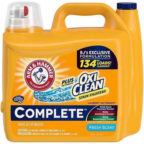 OXI CLEAN Complete Plus SF Fresh Scent 214.4oz