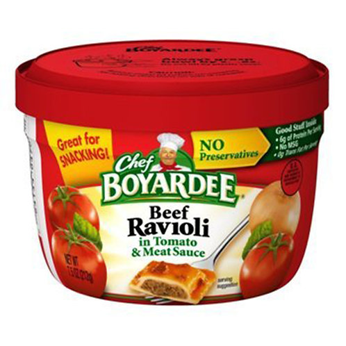 Chef Boyardee Beef Ravioli 7.5oz