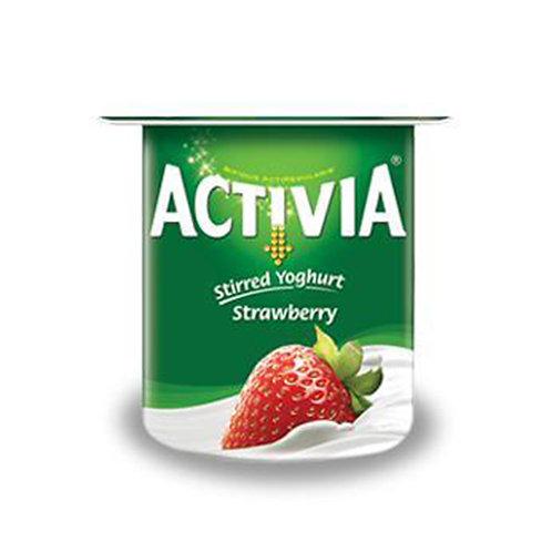 Activia Strowberry 113g