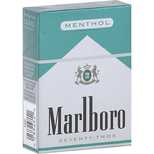 Marlboro Fresh Menthol Flavor