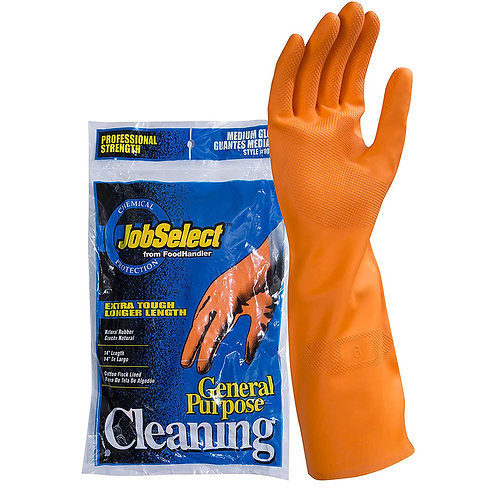 JobSelect Cleaning Gloves L
