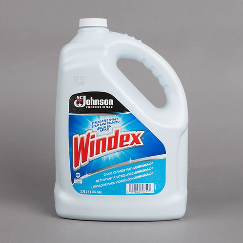 SC Johnson Windex Glass Cleaner 1GAL