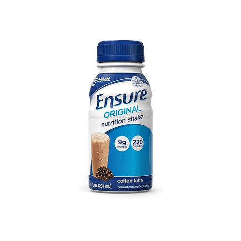 Ensure Original Nutricion Shake 8oz
