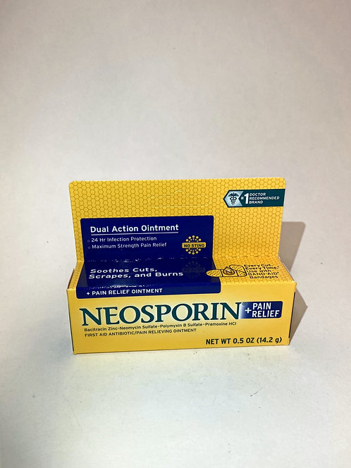 Neosporin Original ointment 24h antibiotic 1 tube 0.5oz