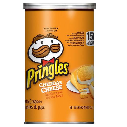 Pringles Cheddar Cheese, 2,5 Oz