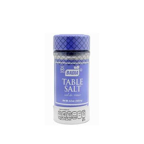 Badia Table Salt 5.5oz