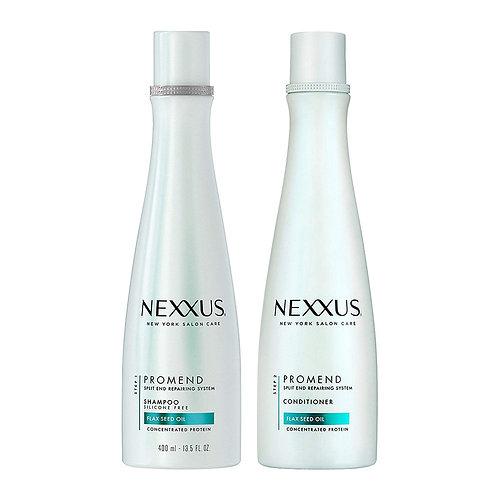 NEXXUS Promend SHAMPOO Flax Seed Oil 23.oz