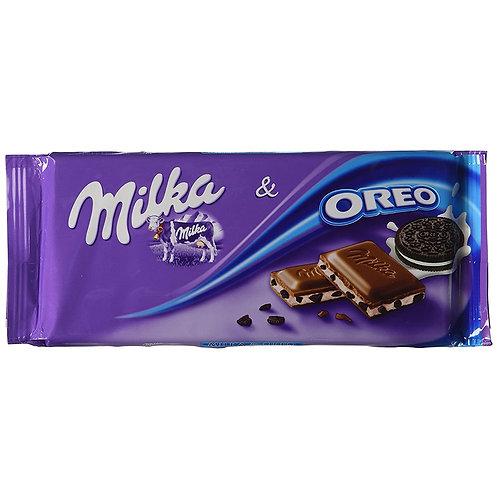 Milka Chocolate Bar: Oreo 3.5oz