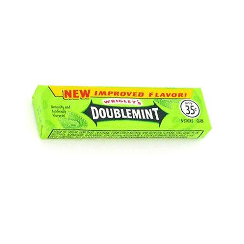 Wrigleys 35c Doublement