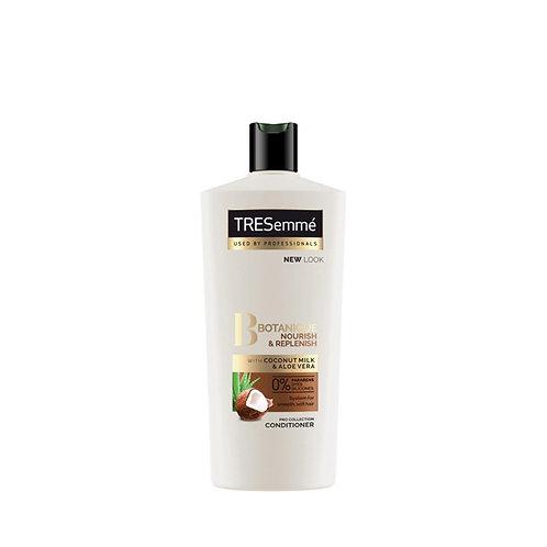 TRESemme Botanique coconut milk & aloe vera 0% Conditioner 28oz