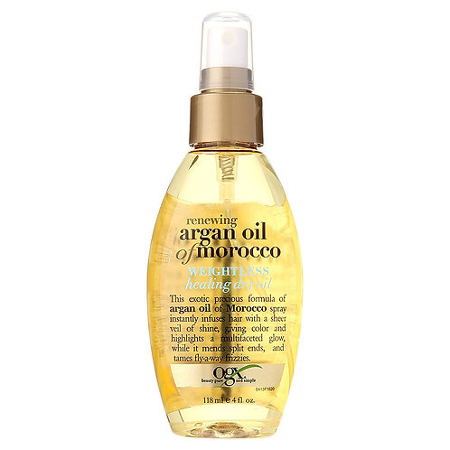 OGX Argan oil of Morocco  4oz