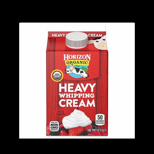 Horizon Organic Heavy Whipping Cream 473ml