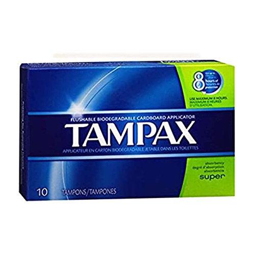 Tampax Super 10ct