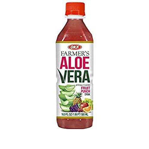 OKF Farmer's Aloe Vera Pomegranate 16.9fl oz