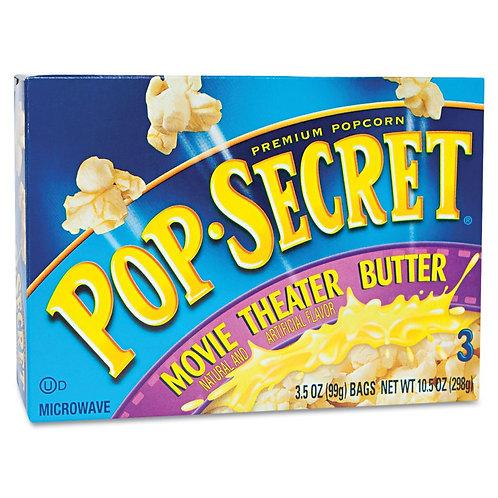Premium Popcorn Pop Secret Butter