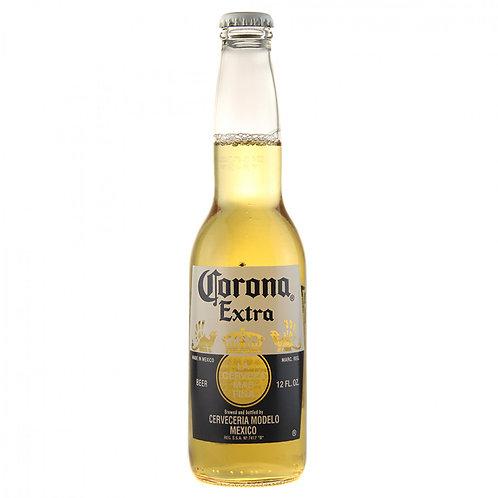 Corona Extra Beer: Bottle 12fl.oz