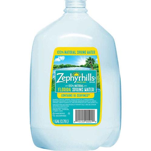 Zephyrhills Spring Water 1gal
