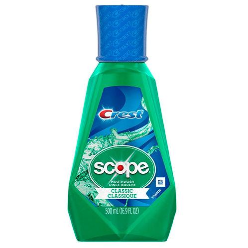 Crest Scope Mouthwash 250ml