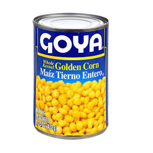 GOYA Golden Corn Whole Kernel 15.25 oz