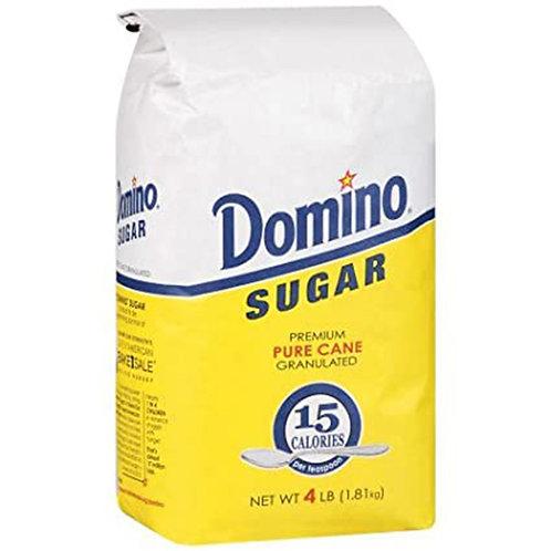 Sugar Domino Premium Pure Cane 4LB 64 oz