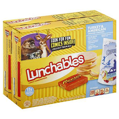 Linchables Turkey& American Cracker Starter