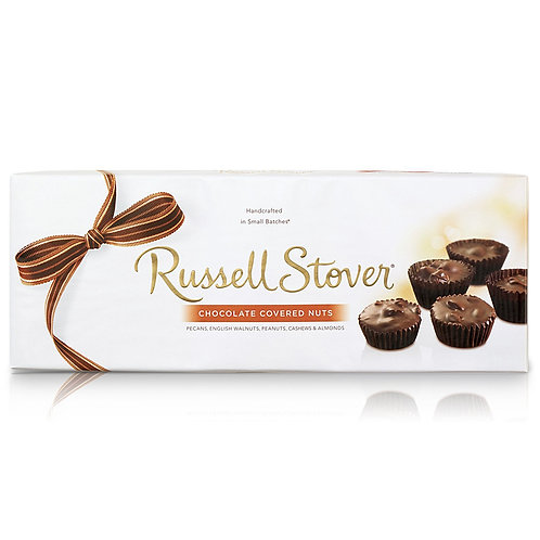 Russell Stover Assortment Chocolates Holiday 10oz