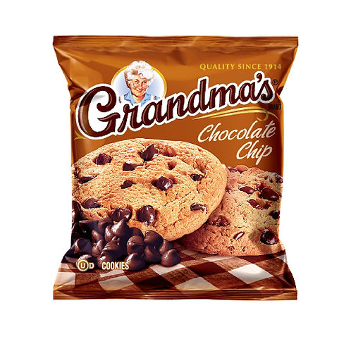 Grandma's Chocolate Chip 2 1/2oz.