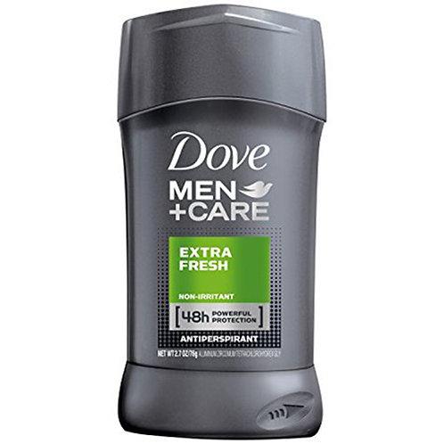 Dove Men+Care Extra Fresh antiperspirant 48H 2.7oz
