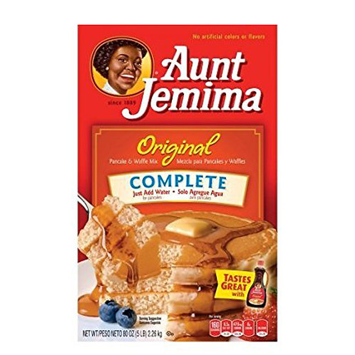 Aunt Jemima Original Pancake Mix 80oz