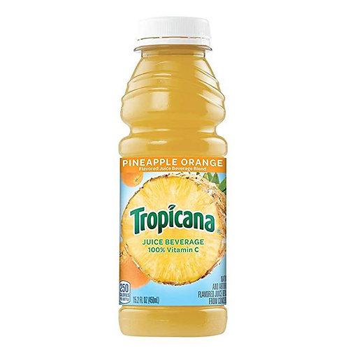 Tropicana Juice Pineapple, 15,2 Fl Oz
