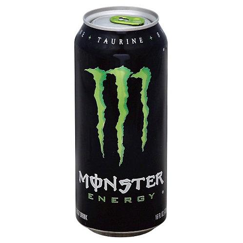 Monster Energy Drink: Regular 16fl.oz