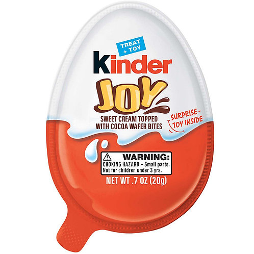 Kinder Joy Egg 7oz