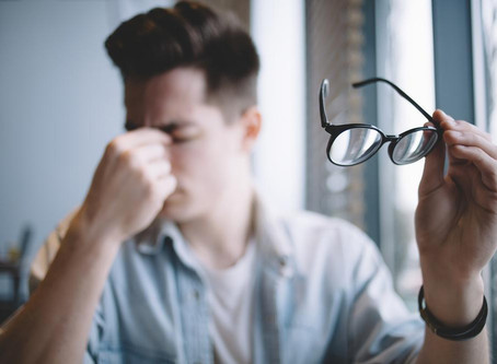 Is Your Eyesight Getting Worse? Things to Watch out for Before It Becomes Serious