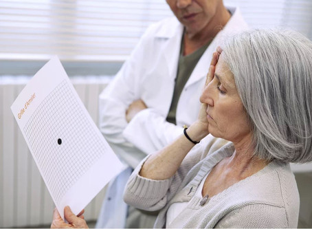 Keep Your Eyes Healthy With Macular Degeneration