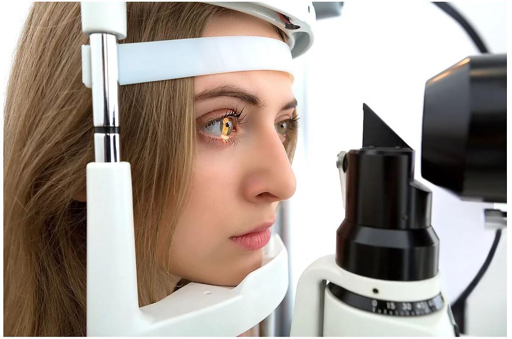 What Eye Problems Look Like
