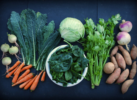 3 Vegetables to Help Your Eyesight