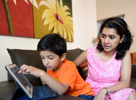 Parents Need to Remind Kids to Take a Digital Break